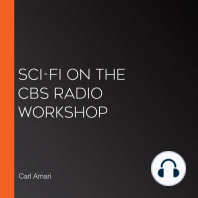 Sci-Fi on the CBS Radio Workshop
