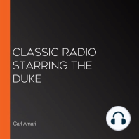 Classic Radio Starring the Duke