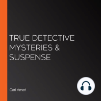 True Detective Mysteries & Suspense