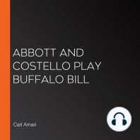 Abbott and Costello play Buffalo Bill