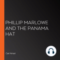 Phillip Marlowe and the Panama Hat