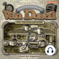 Professor van Dusen, Folge 16
