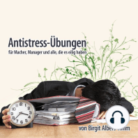 Antistress-Übungen
