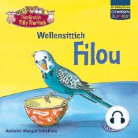 Tierärztin Tilly Tierlieb - Wellensittich Filou