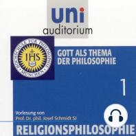 Religionsphilosophie (1)