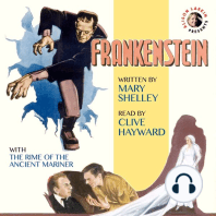 Frankenstein & The Rime of the Ancient Mariner