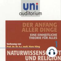 Naturwissenschaft und Religion 01