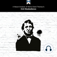 A Macat Analysis of Henry David Thoreau's Civil Disobedience
