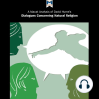 A Macat Analysis of David Hume's Dialogues Concerning Natural Religion