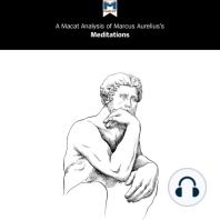 A Macat Analysis of Marcus Aurelius's Meditations