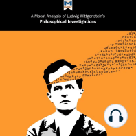 A Macat Analysis of Ludwig Wittgenstein's Philosophical Investigations