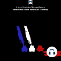 A Macat Analysis of Edmund Burke's Reflections on the Revolution in France