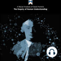 A Macat Analysis of David Hume's An Enquiry Concerning Human Understanding
