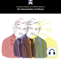 Macat Analysis of Clifford Geertz's The Interpretation of Cultures, A: Selected Essays