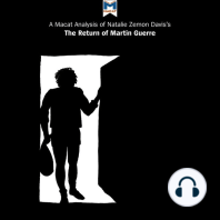 A Macat Analysis of Natalie Zemon Davis's The Return of Martin Guerre