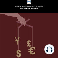 A Macat Analysis of Friedrich Hayek's The Road to Serfdom