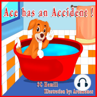 Ace Has an Accident!