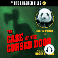 Endangered Files, The: The Case of the Cursed Dodo: No. 1