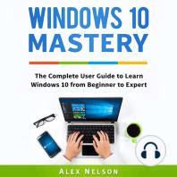 Windows 10 Mastery