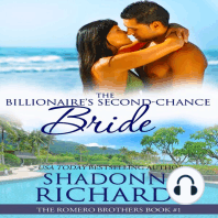Billionaire's Second-Chance Bride, The - The Romero Brothers Book 1