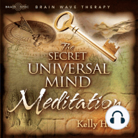 The Secret Universal Mind Meditation