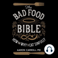 The Bad Food Bible