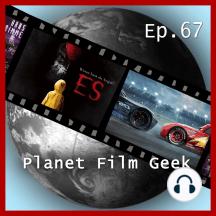 Planet Film Geek, PFG Episode 67: ES, Cars 3, Victoria & Abdul