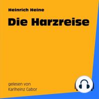 Die Harzreise