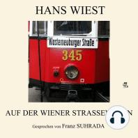 Auf der Wiener Straßenbahn