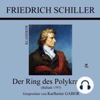 Der Ring des Polykrates (Ballade 1797)