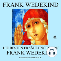 Die besten Erzählungen von Frank Wedekind