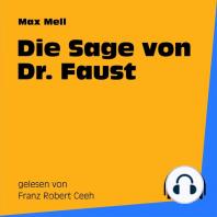 Die Sage von Dr. Faust