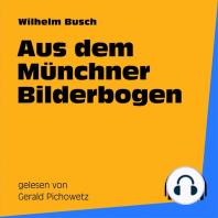 Aus dem Münchner Bilderbogen
