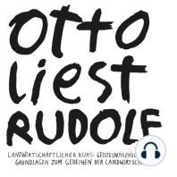 Otto liest Rudolf