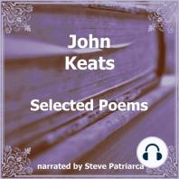 John Keats Selected Poems