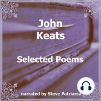 John Keats Selected Poems