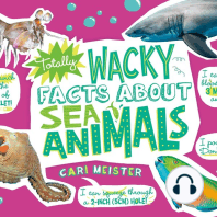 Totally Wacky Facts About Sea Animals
