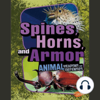 Spines, Horns, and Armor