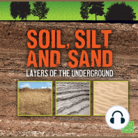 Soil, Silt, and Sand