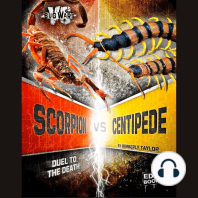 Scorpion vs. Centipede