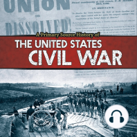 A Primary Source History of the US Civil War