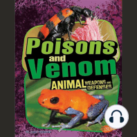Poisons and Venom