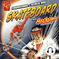 Engineering a Totally Rad Skateboard with Max Axiom, Super Scientist