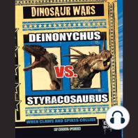 Deinonychus vs. Styracosaurus