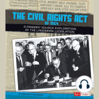 The Civil Rights Act of 1964