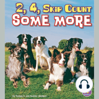 2, 4, Skip Count Some More