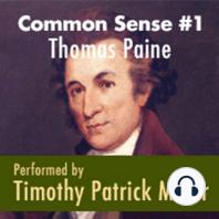 Common Sense #1