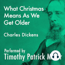 What Christmas Means As We Grow Older
