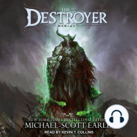 The Destroyer, Book 1