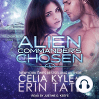 Alien Commander's Chosen
